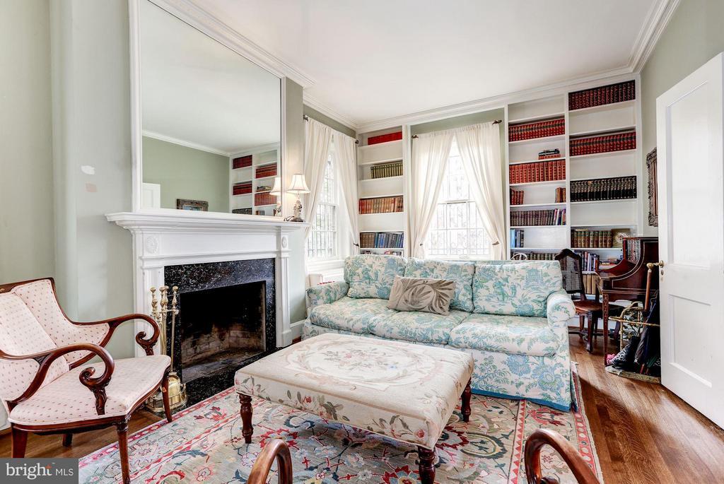Family Room - 2323 TRACY PL NW, WASHINGTON