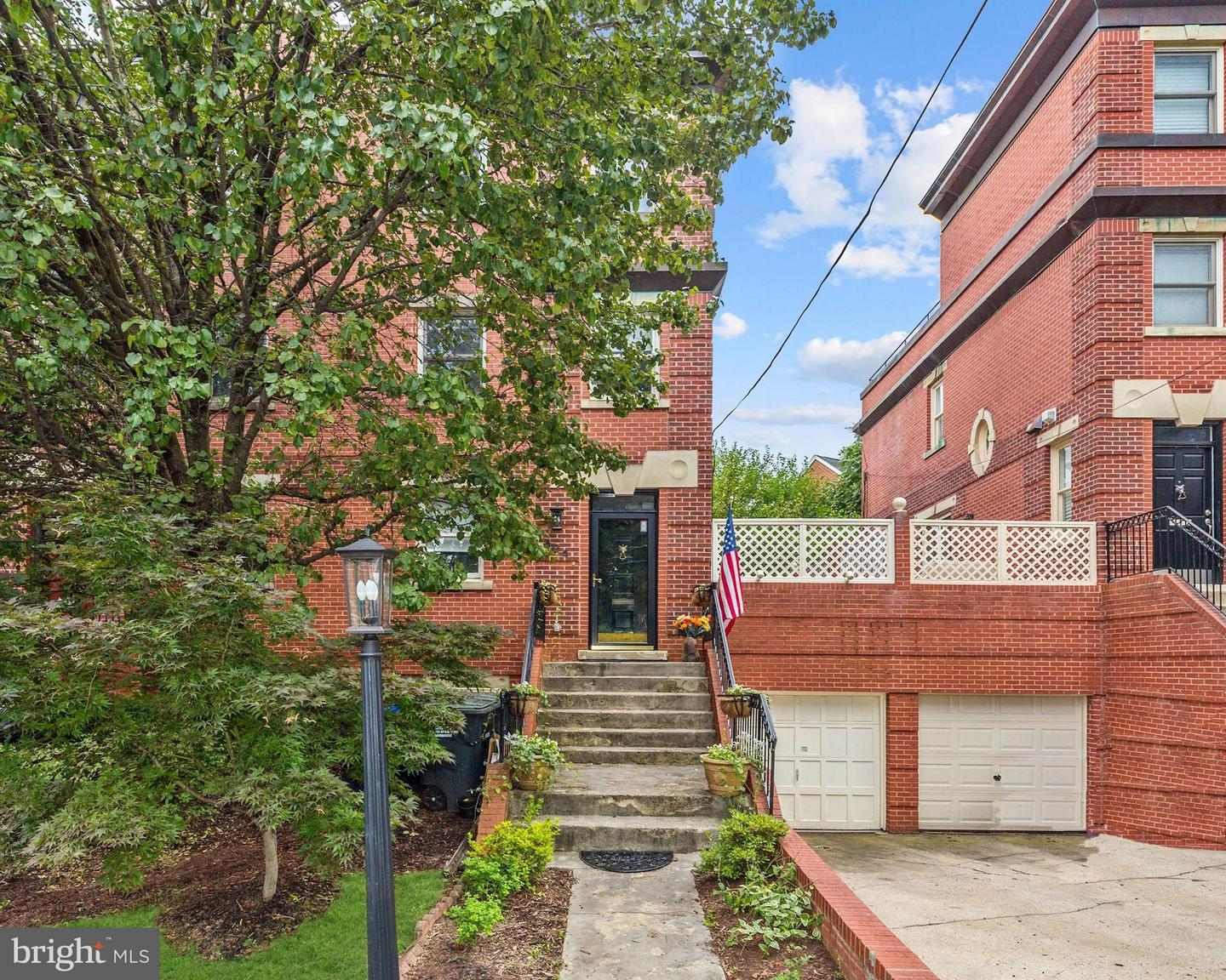Single Family for Sale at 1404 Foxhall Rd NW Washington, District Of Columbia 20007 United States