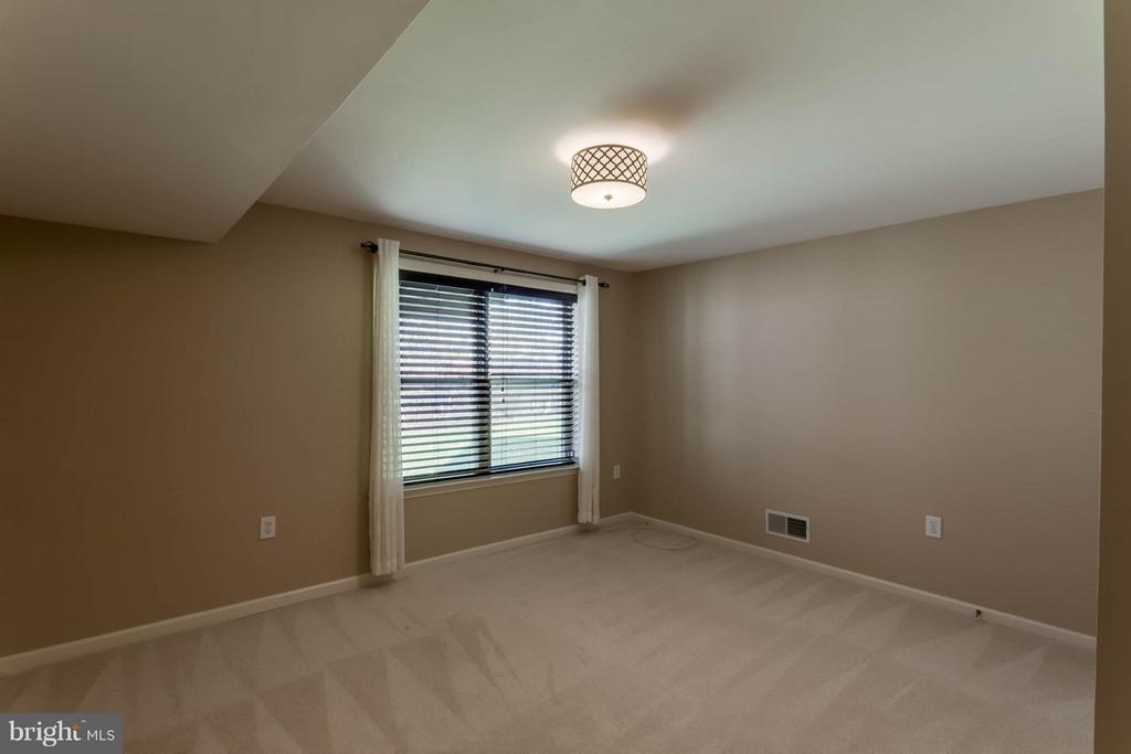 Basement bedroom with full light - 8 DAYTON CIR, FREDERICKSBURG