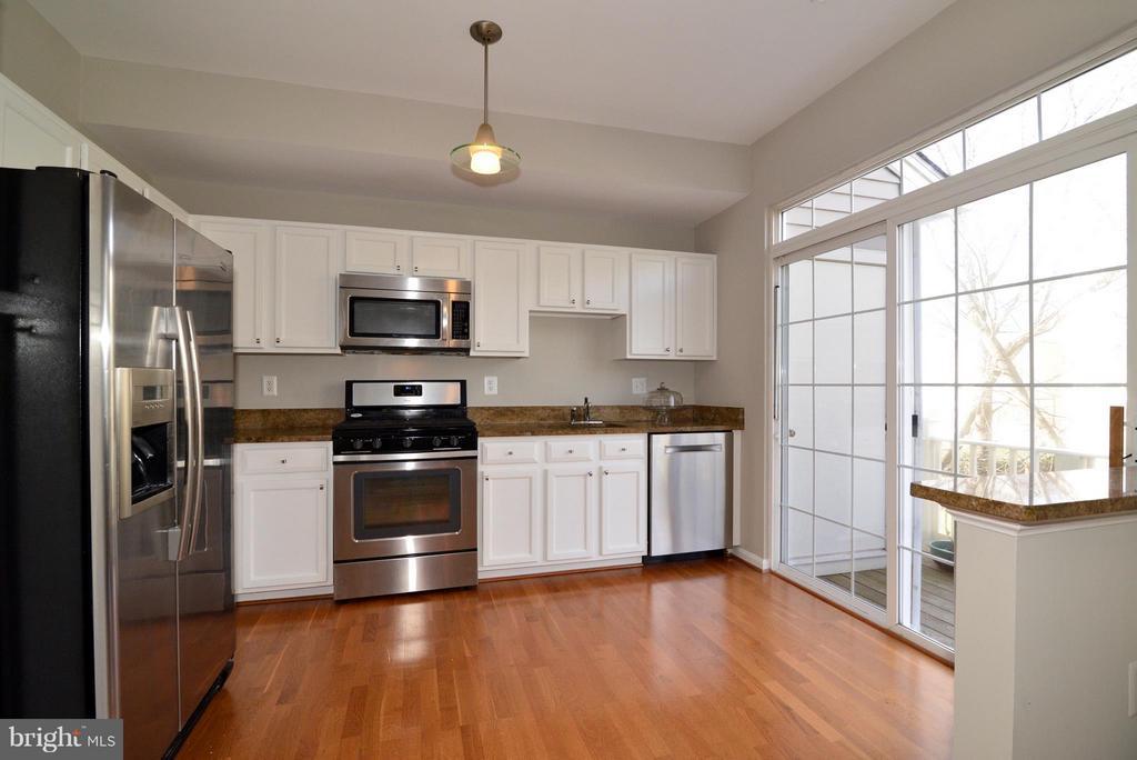 Kitchen - 11406J WINDLEAF CT #9, RESTON