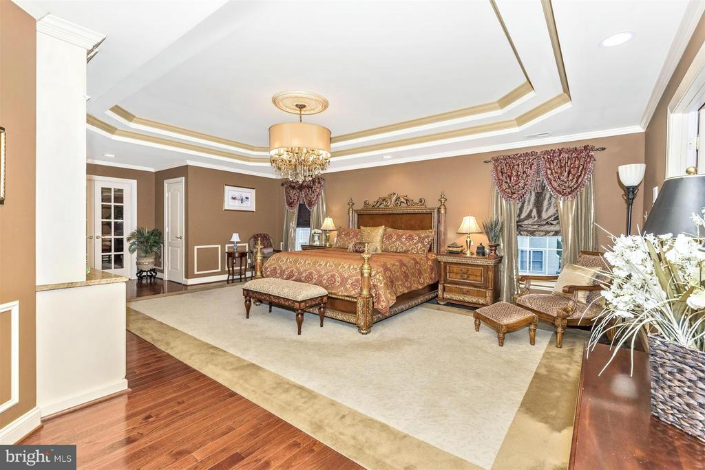 Bedroom (Master) - 13 WOODMERE CIR, MIDDLETOWN