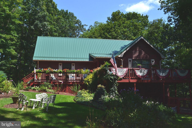 Single Family Homes のために 売買 アット Mathias, ウェストバージニア 26812 アメリカ