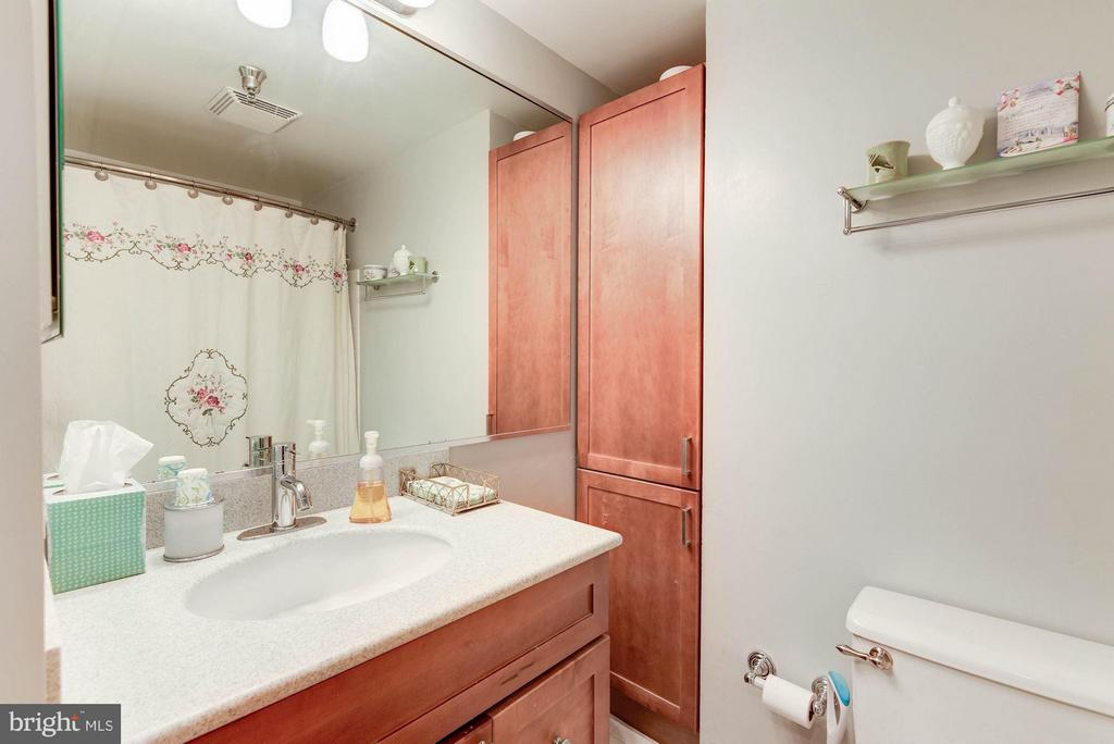 Bathroom - 2400 CLARENDON BLVD #310, ARLINGTON