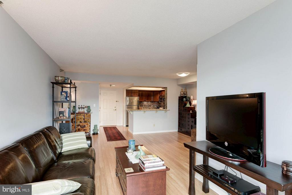 Great natural light - 2400 CLARENDON BLVD #310, ARLINGTON
