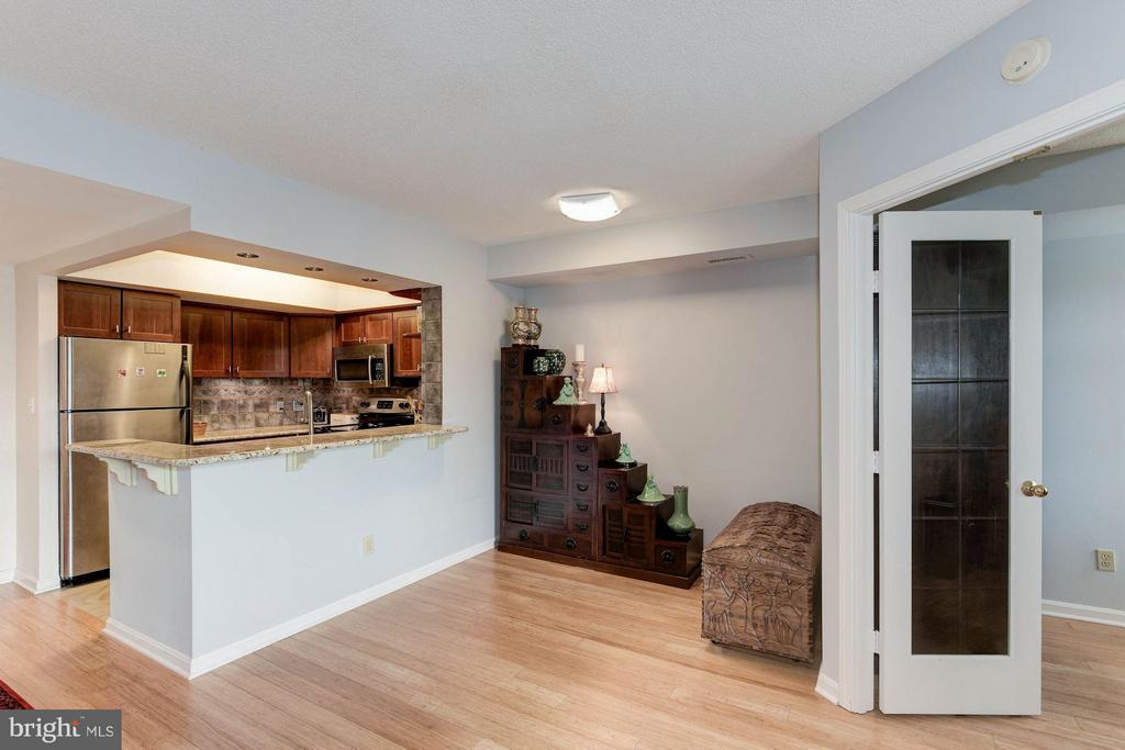 Dining area - 2400 CLARENDON BLVD #310, ARLINGTON