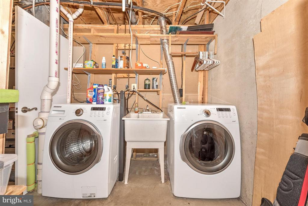 New Washer and Dryer - 1480 DOCKSIDE CT, FREDERICK