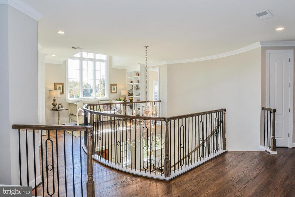 Model Home Pictured - Upper Level - HARLEY ROAD HOME SITE 5, LORTON