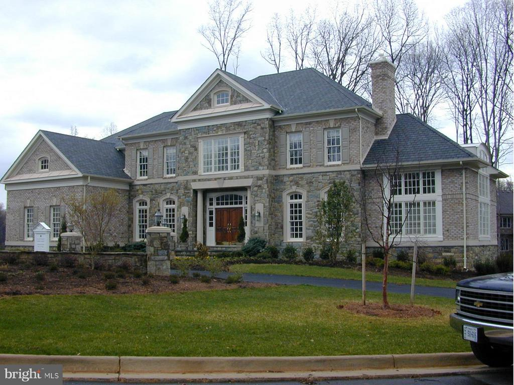 A Model Home Pictured - Optional Elevation - HARLEY ROAD HOME SITE 5, LORTON