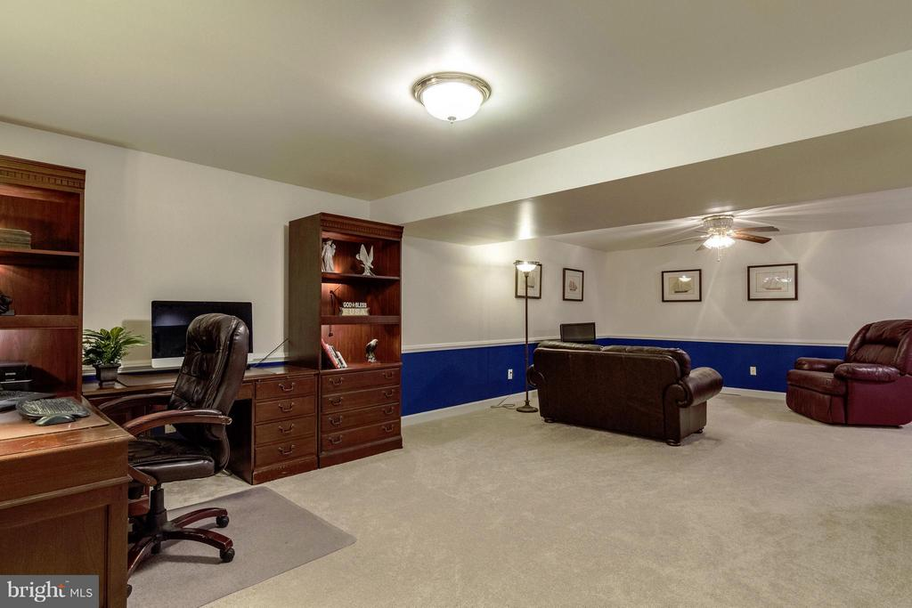 Basement Rec Room - 4326 MARHALT PL, DUMFRIES