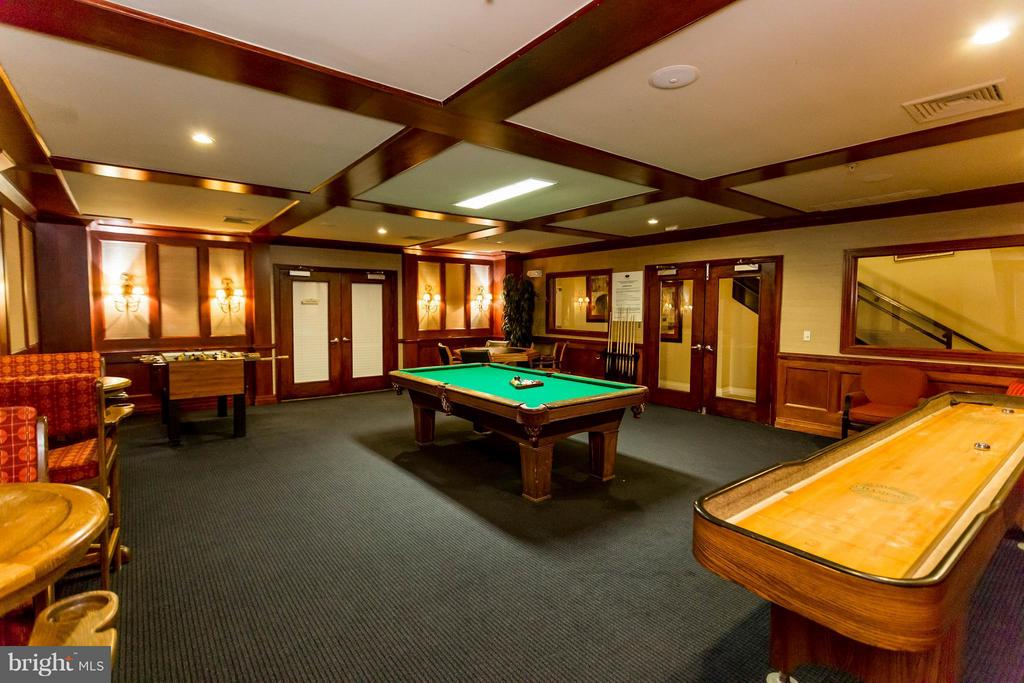Game room located in Clubhouse - 9480 VIRGINIA CENTER BLVD #221, VIENNA