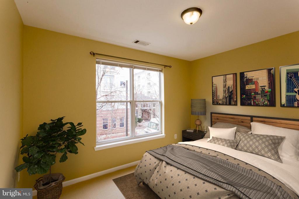 Master Bedroom - 9480 VIRGINIA CENTER BLVD #221, VIENNA