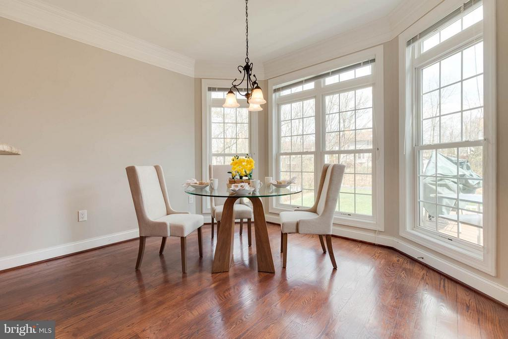 Breakfast Room - 5521 CLIFTON RD, CLIFTON