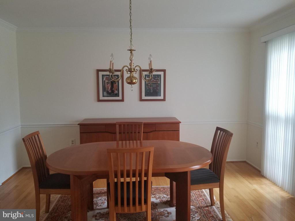 Dining Room - 5827 OAKLAND PARK DR, BURKE
