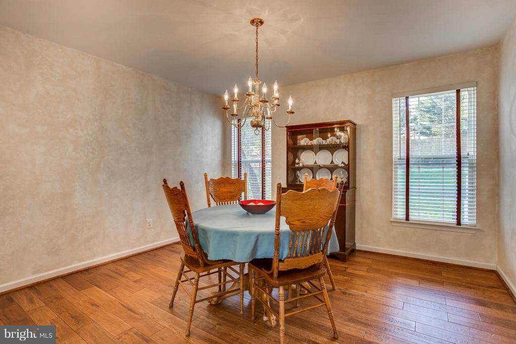 Separate Dining Room - 25 BLUE SPRUCE CIR, STAFFORD