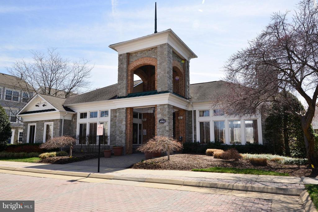 Club house - 21822 KELSEY SQ, ASHBURN