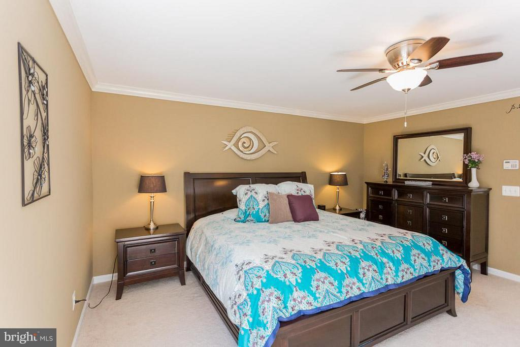 Bedroom (Master) - 5632 EPPES ISLAND PL, MANASSAS