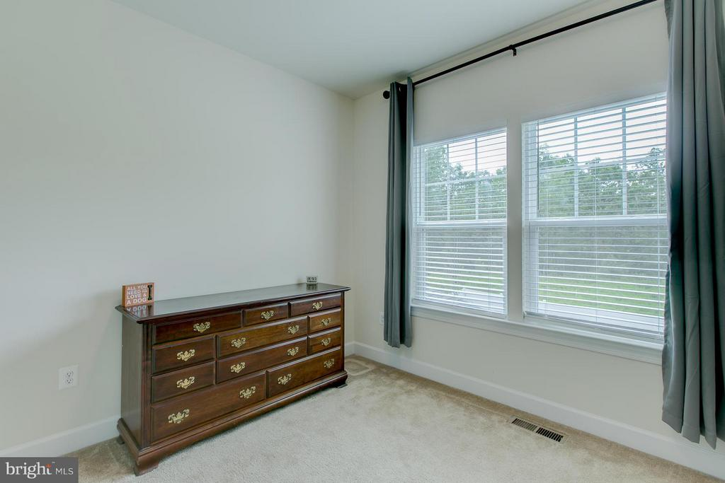Bedroom with walk in closet - 397 PEAR BLOSSOM RD, STAFFORD