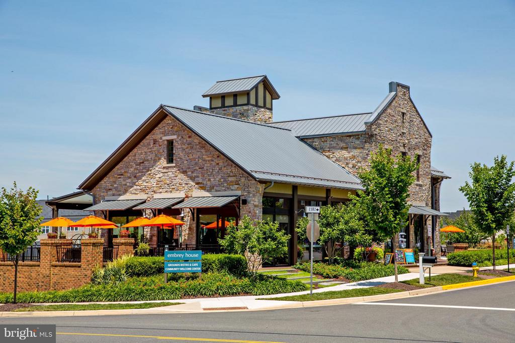 Grounds Bistro Cafe located in Embrey Mill - 397 PEAR BLOSSOM RD, STAFFORD