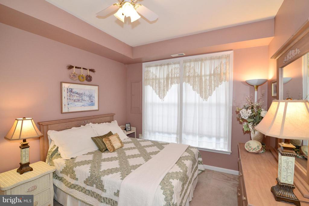 Gorgeous lower level bedroom with full bath. - 44019 LORDS VALLEY TER, ASHBURN