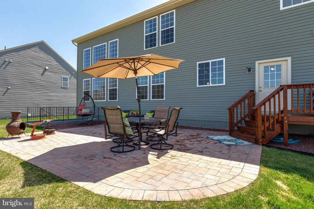 Grilling Deck off of Kitchen - 1018 HUNTERS KNL, MYERSVILLE