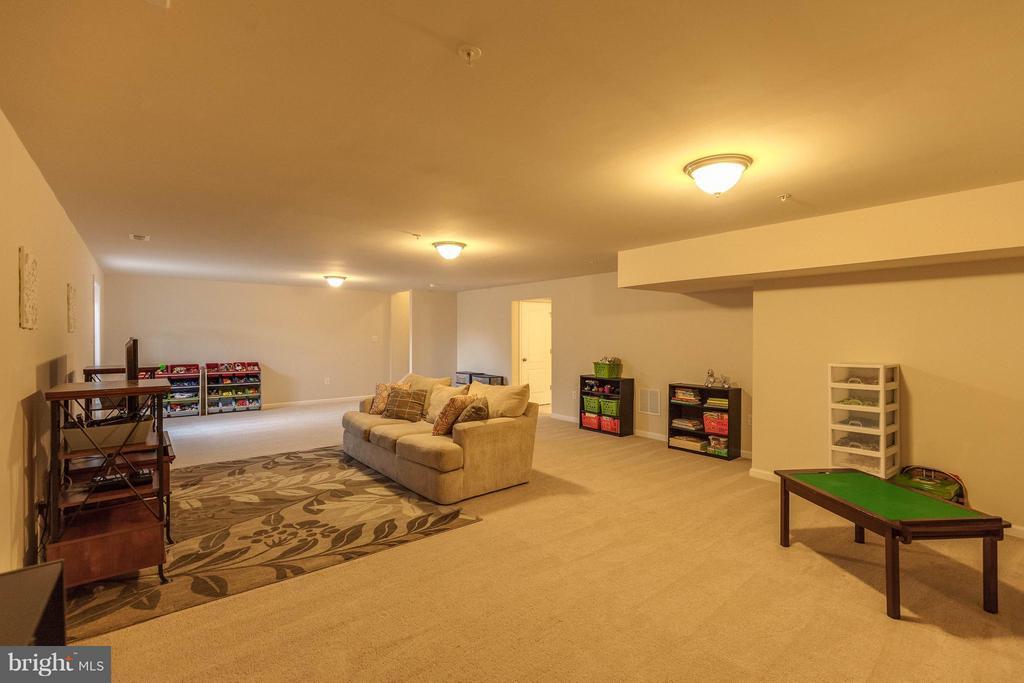 Rec room featuring Natural Light/Neutral Decor - 1018 HUNTERS KNL, MYERSVILLE