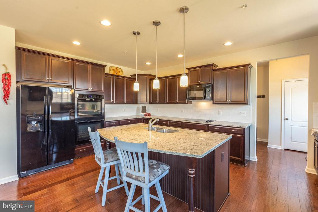 Ample Island for Breakfast and Prep - 1018 HUNTERS KNL, MYERSVILLE