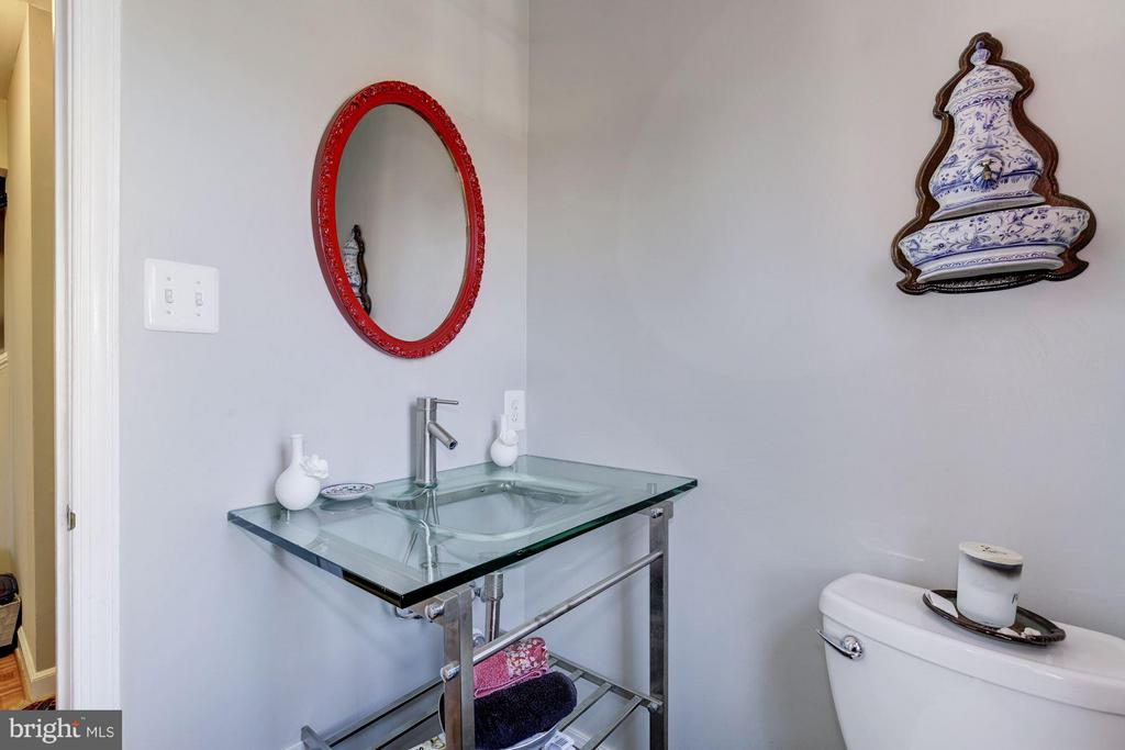 Powder Room - 5832 EDSON LN, ROCKVILLE