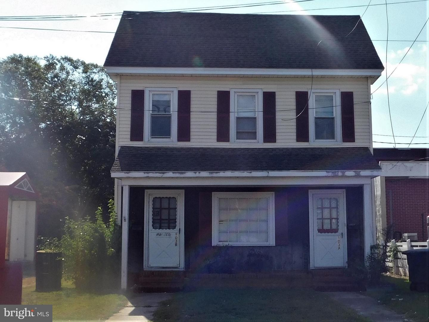 Commercial for Sale at 103 S Main St Federalsburg, Maryland 21632 United States