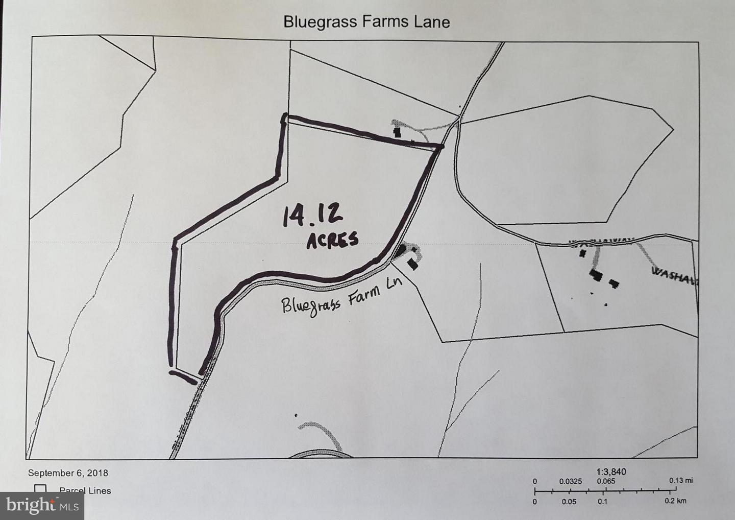 Land for Sale at Blue Grass Farms Ln SE Oldtown, Maryland 21555 United States