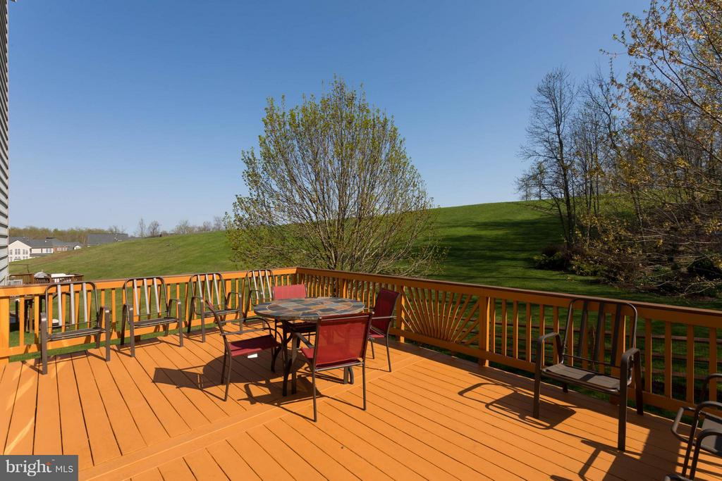 Deck - 18621 KERILL RD, TRIANGLE