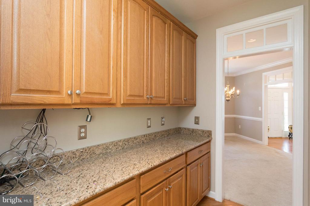 Kitchen - 18621 KERILL RD, TRIANGLE