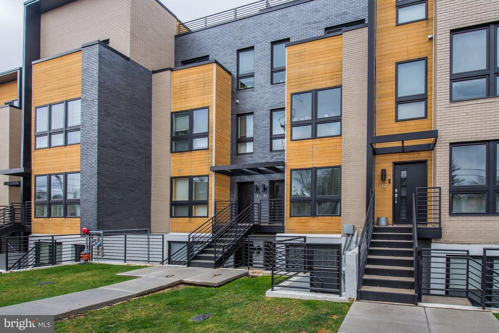 Exterior (Front) - 2724 12TH ST NE #9, WASHINGTON