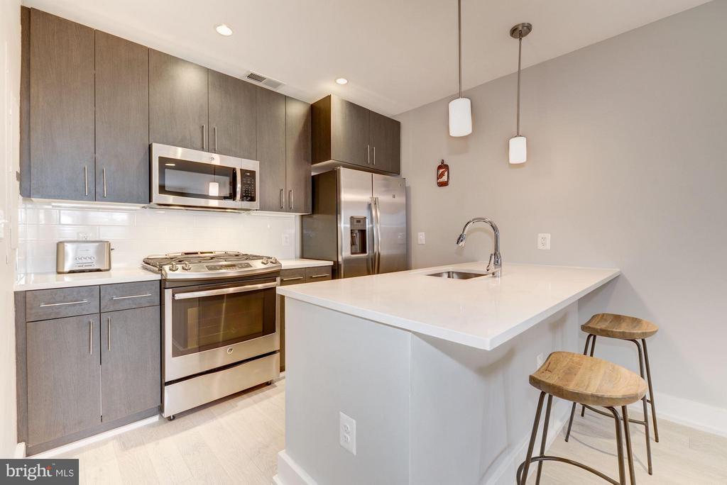 Kitchen - 2724 12TH ST NE #9, WASHINGTON