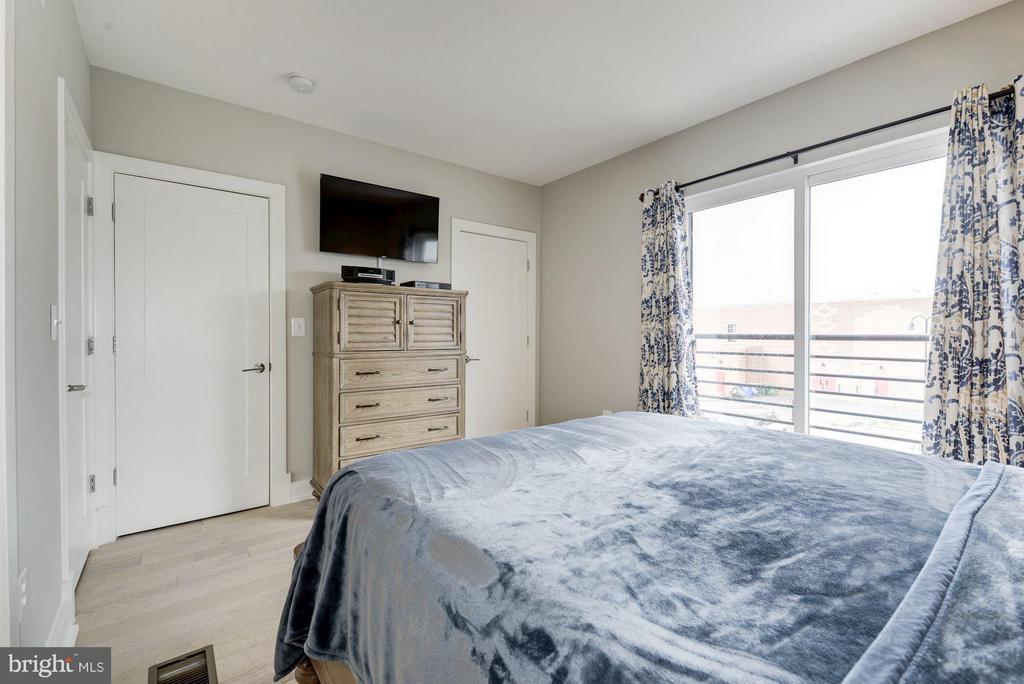 Bedroom (Master) - 2724 12TH ST NE #9, WASHINGTON
