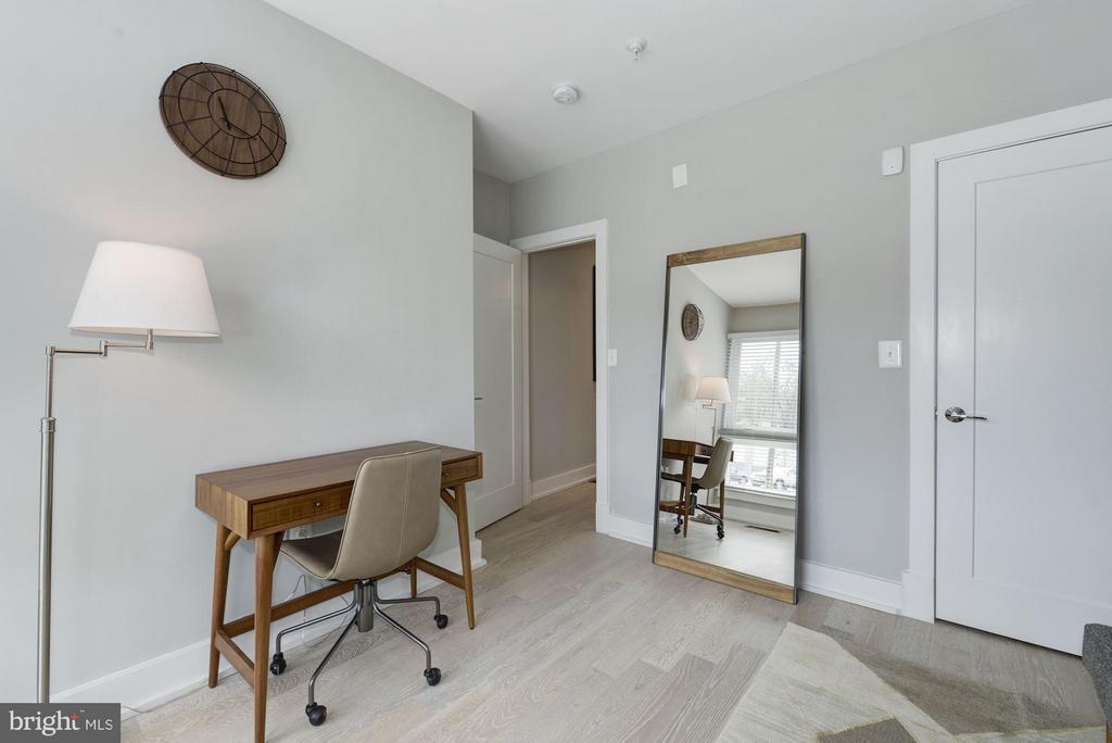 Bedroom - 2724 12TH ST NE #9, WASHINGTON