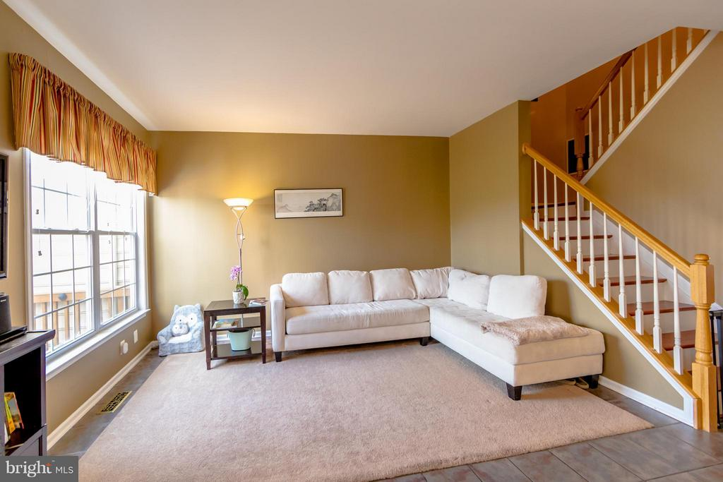 Family Room - 6655 SCOTTSWOOD ST, ALEXANDRIA