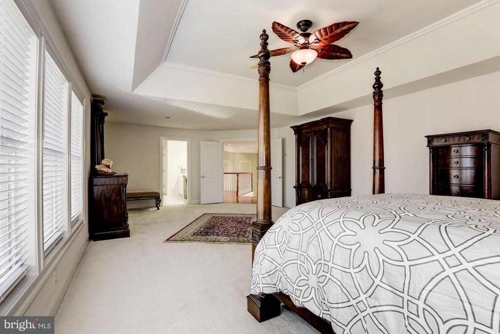 Bedroom (Master) - 8136 BLUEBONNET DR, LORTON