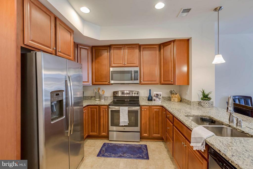 14 x 11  Kitchen - 5210 STREAM BANK LN #301G, GREENBELT