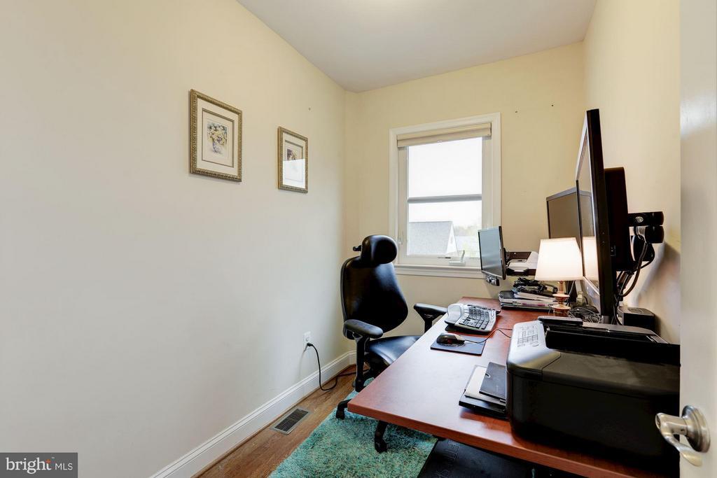 Bedroom or Office - 4413 13TH ST NE, WASHINGTON