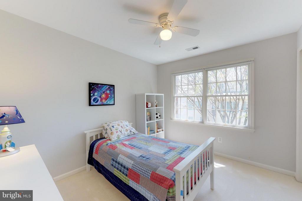 Bedroom #2 - 1311 GATESMEADOW WAY, RESTON