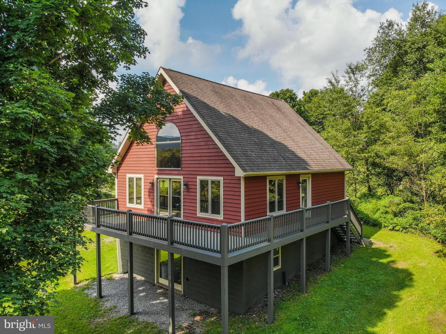 Single Family for Sale at 182 Marlin Savage Rd Accident, Maryland 21520 United States