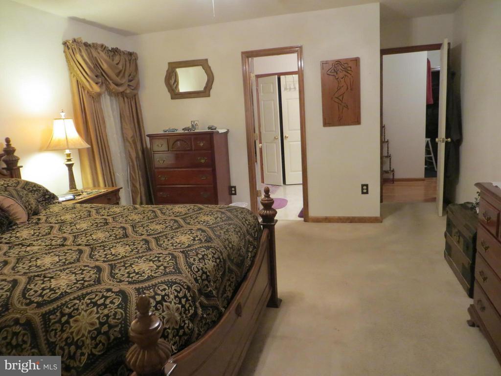 Bedroom (Master) - 209 CREEKSIDE DR, LOCUST GROVE