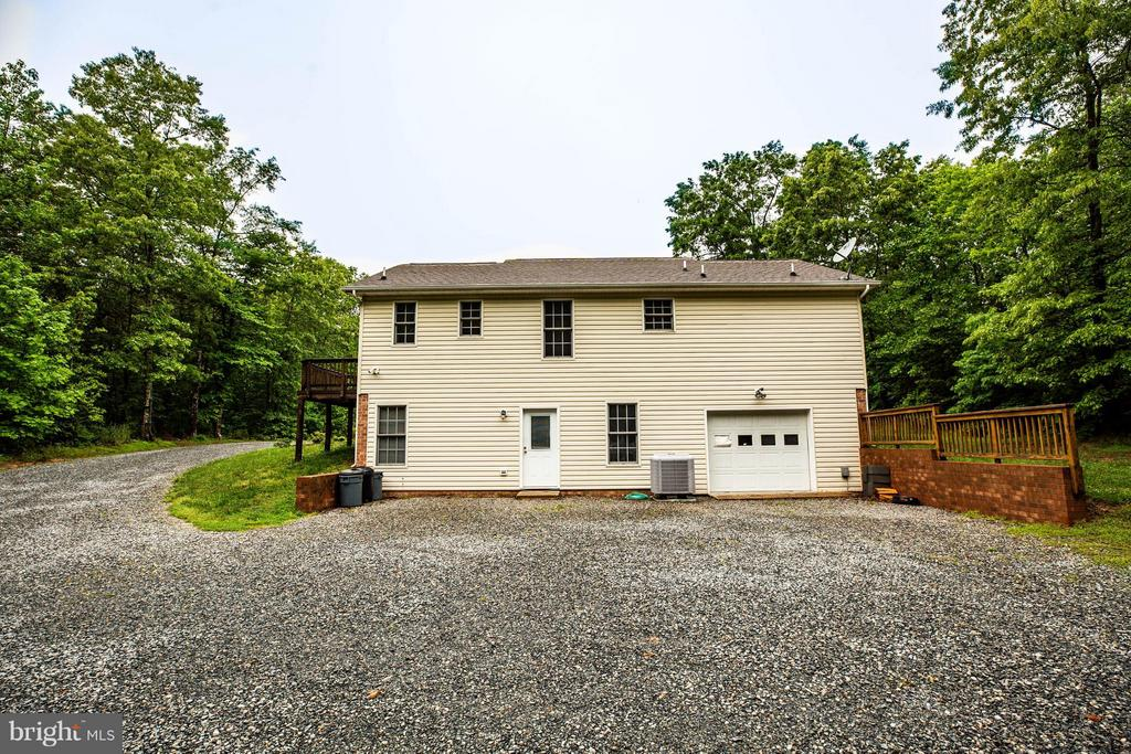 Exterior (Rear) - 14283 RIVER RD S, WOODFORD