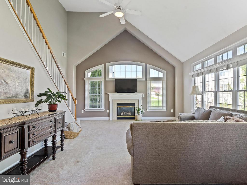 Family Room - 43868 HARTLEY PL, ASHBURN