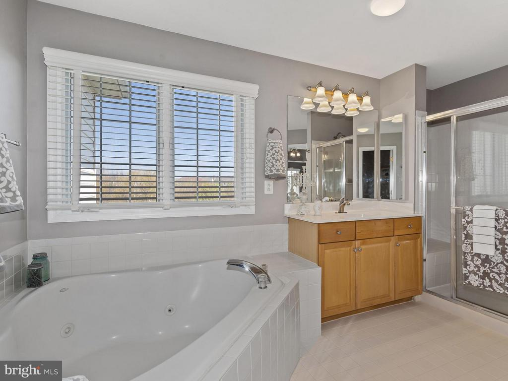 Bath (Master) - 43868 HARTLEY PL, ASHBURN