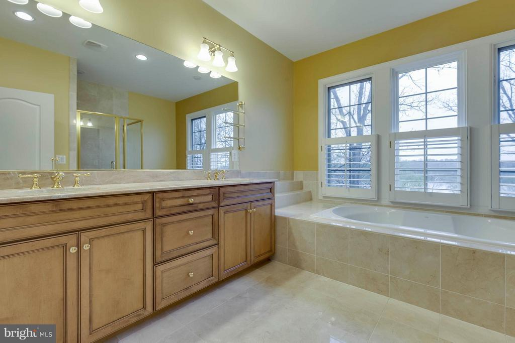 Bath (Master) - 18376 FAIRWAY OAKS SQ, LEESBURG