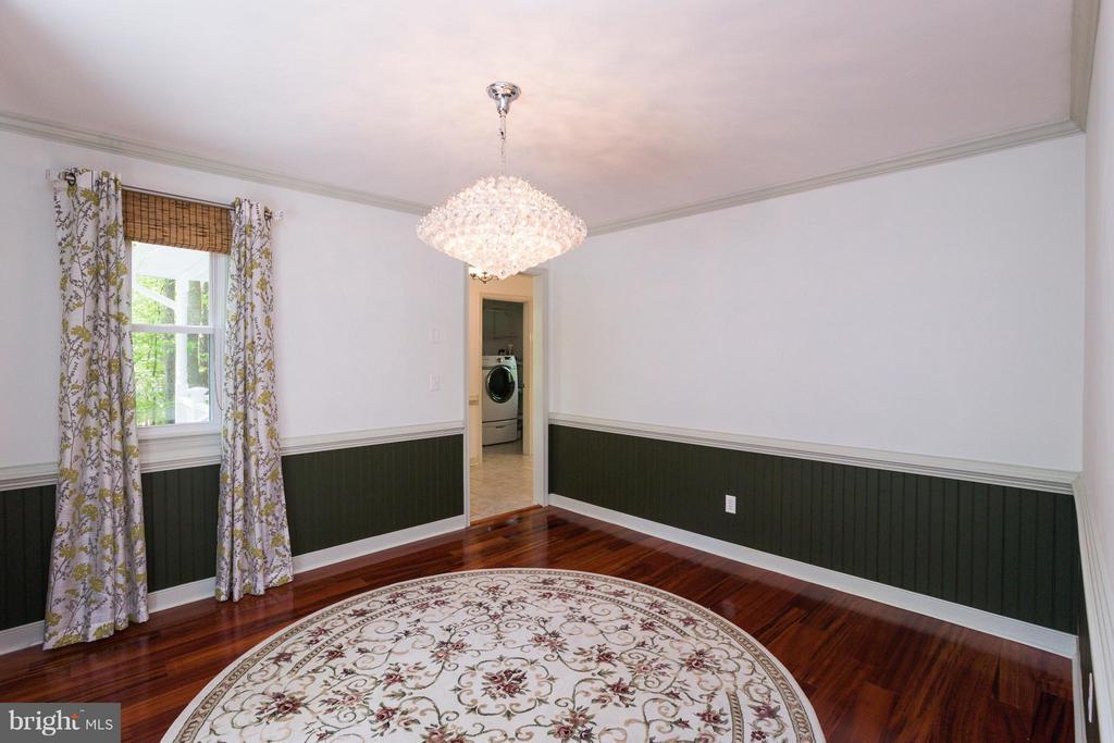 Dining Room - 103 FLINTLOCK CT, LOCUST GROVE