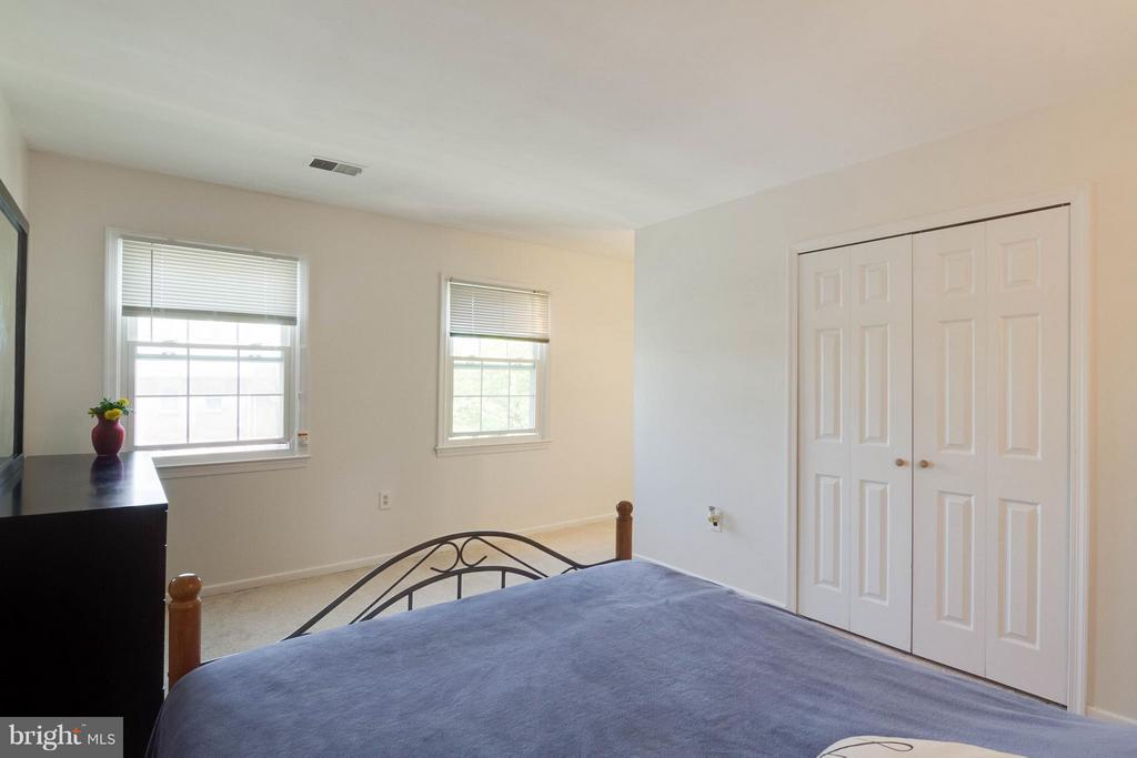 Bedroom (Master) - 12716 HARBORVIEW CT, WOODBRIDGE