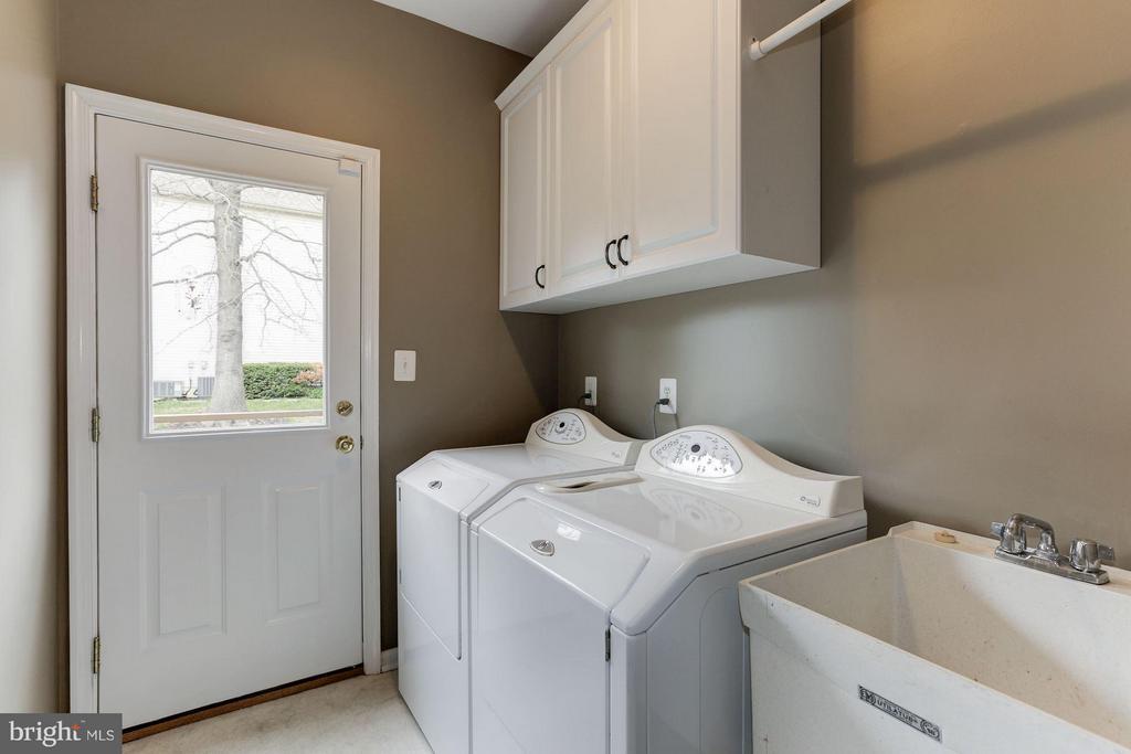Laundry Room - 1316 DASHER LN, RESTON