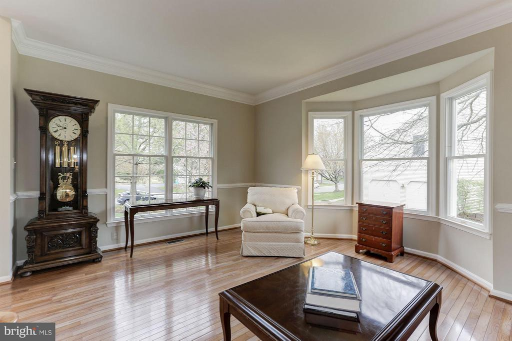 Living Room - 1316 DASHER LN, RESTON